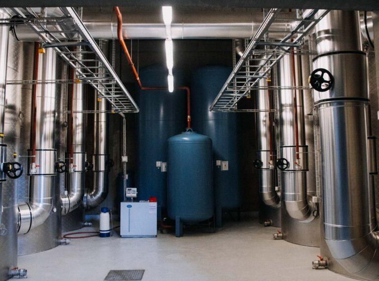 Abwasser-Wärmenutzung
